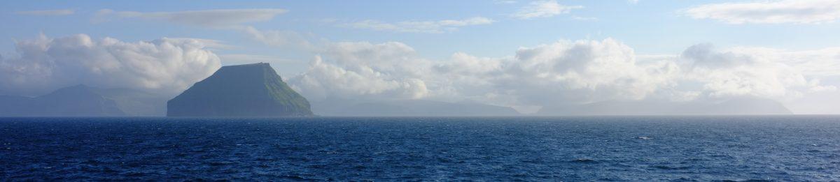 Photo of an island