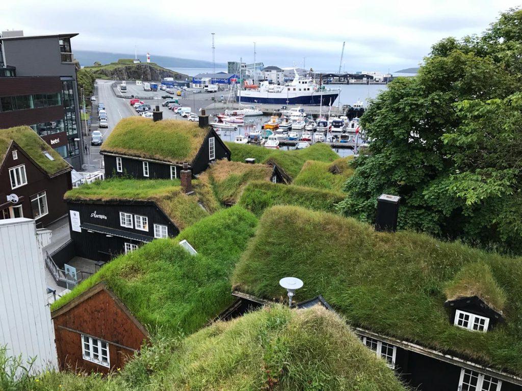 Heima í Havn restaurants and Mikkeller, Tórshavn