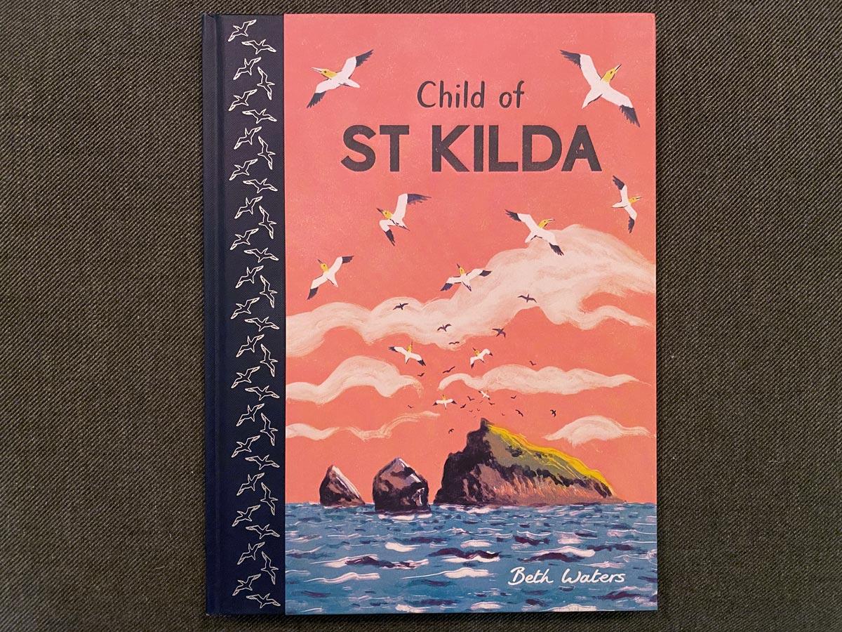 Child of St. Kilda book cover