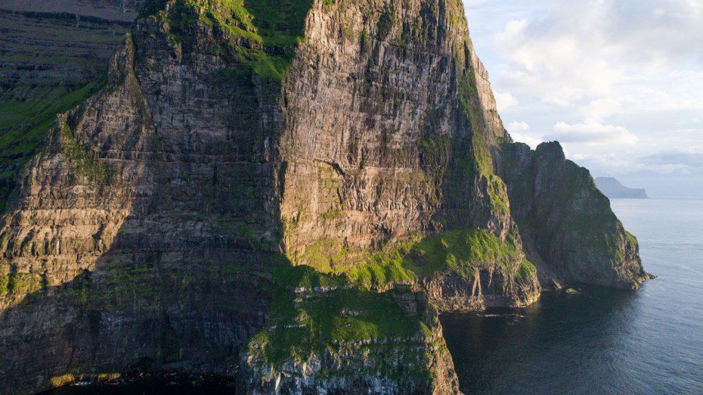 Cape Enniberg in the Faroe Islands