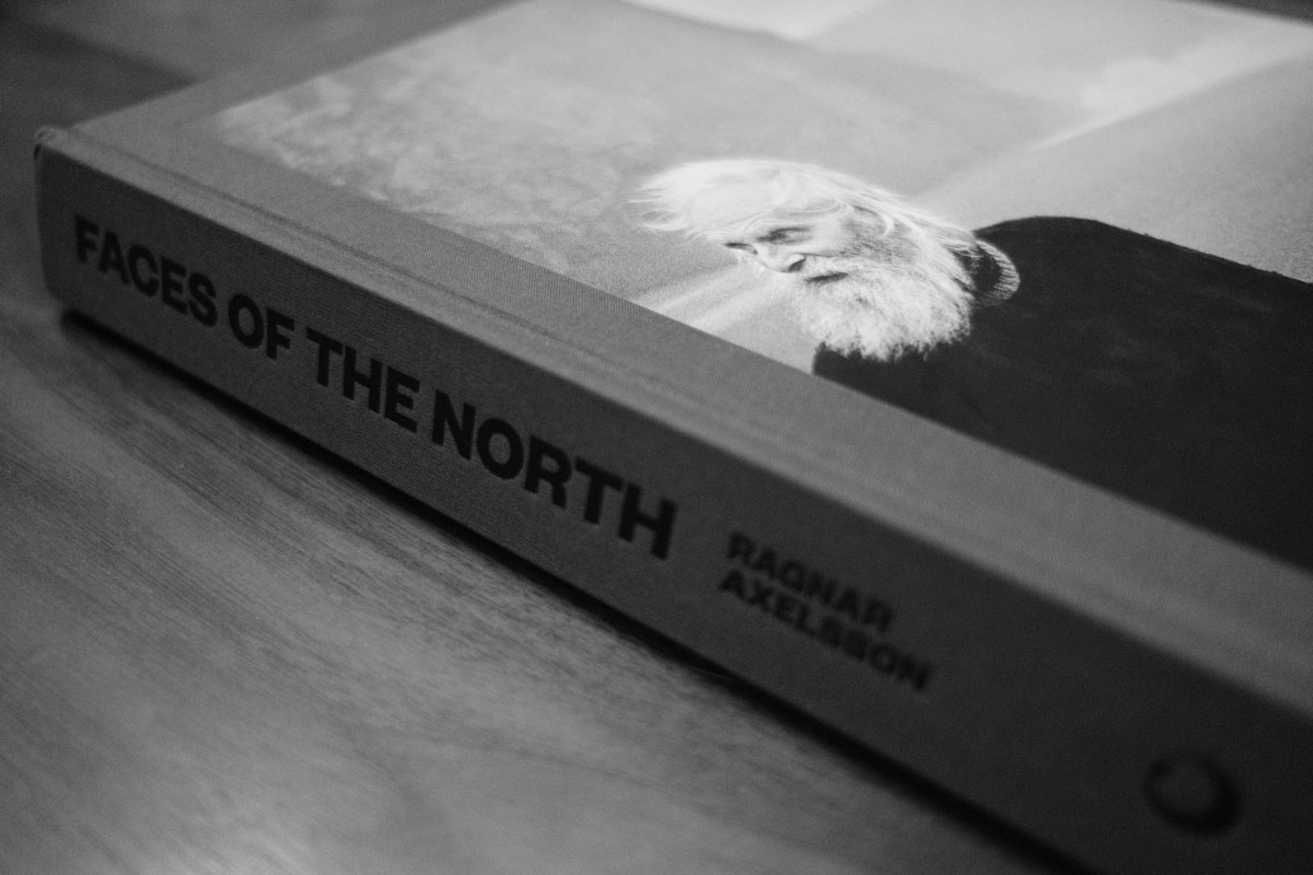 Book Cover of Faces of the North