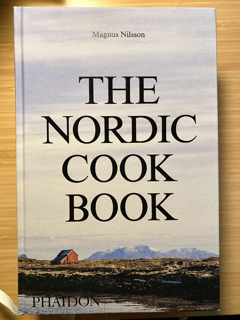 The Nordic Cook Book, which highlights traditional Faroese food.
